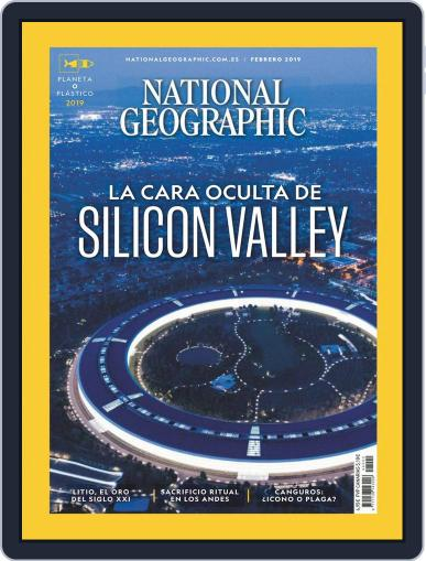 National Geographic - España February 1st, 2019 Digital Back Issue Cover