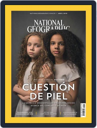 National Geographic - España (Digital) April 1st, 2018 Issue Cover
