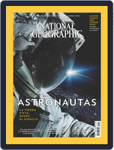 National Geographic - España (Digital) March 1st, 2018 Issue Cover