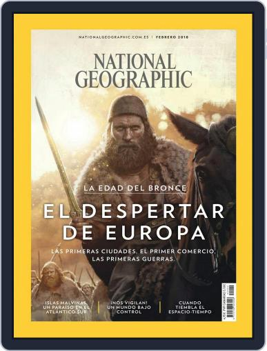 National Geographic - España (Digital) February 1st, 2018 Issue Cover