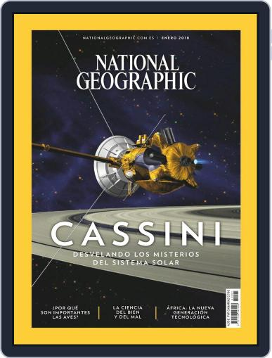 National Geographic - España (Digital) January 1st, 2018 Issue Cover