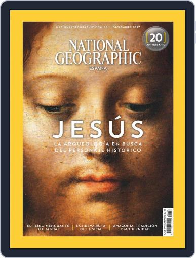 National Geographic - España (Digital) December 1st, 2017 Issue Cover