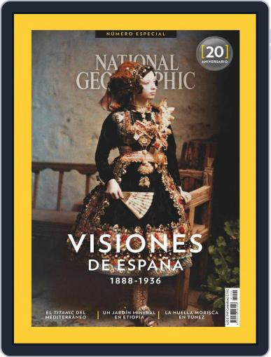 National Geographic - España (Digital) October 1st, 2017 Issue Cover