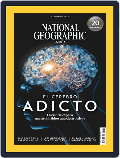 National Geographic - España (Digital) September 1st, 2017 Issue Cover