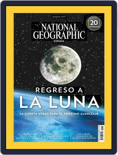 National Geographic - España (Digital) August 1st, 2017 Issue Cover