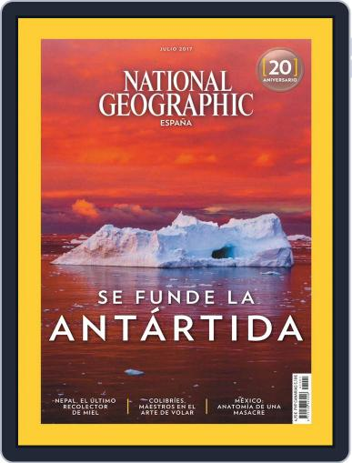 National Geographic - España (Digital) July 1st, 2017 Issue Cover
