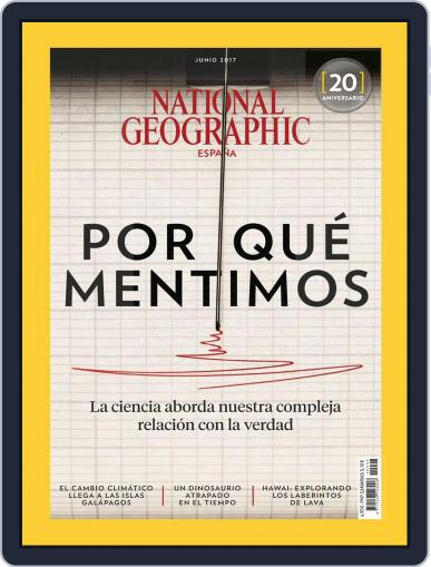 National Geographic - España (Digital) June 1st, 2017 Issue Cover