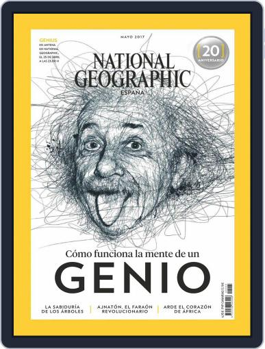National Geographic - España (Digital) May 1st, 2017 Issue Cover