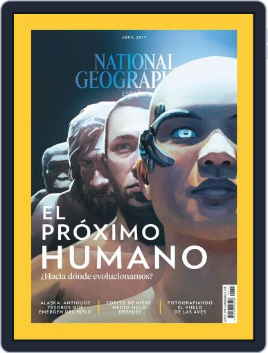 National Geographic - España (Digital) April 1st, 2017 Issue Cover