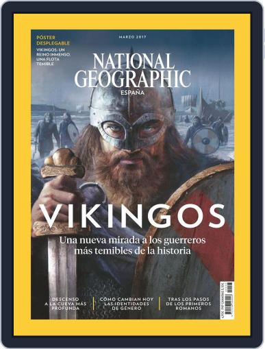 National Geographic - España (Digital) March 1st, 2017 Issue Cover