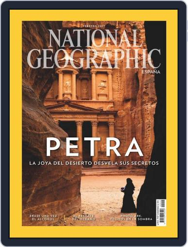 National Geographic - España (Digital) February 1st, 2017 Issue Cover