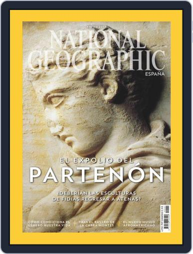 National Geographic - España (Digital) January 1st, 2017 Issue Cover