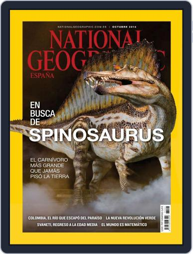 National Geographic - España (Digital) September 23rd, 2014 Issue Cover