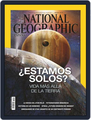 National Geographic - España (Digital) June 23rd, 2014 Issue Cover