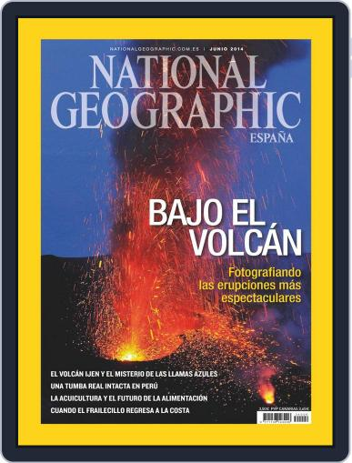 National Geographic - España May 22nd, 2014 Digital Back Issue Cover