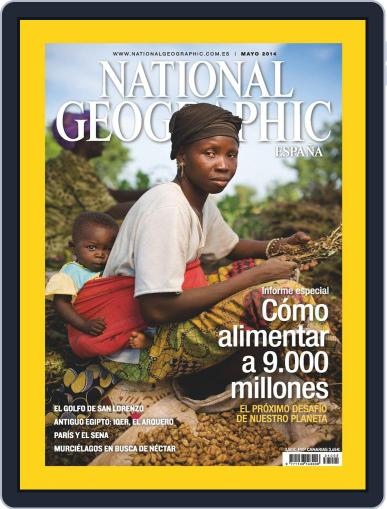 National Geographic - España (Digital) April 23rd, 2014 Issue Cover