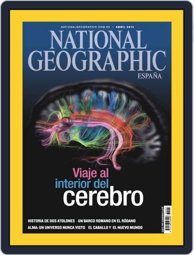 National Geographic - España March 24th, 2014 Digital Back Issue Cover