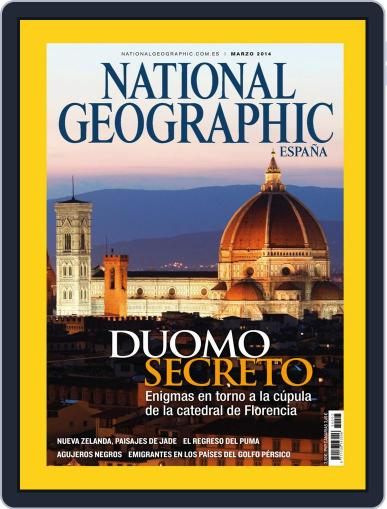 National Geographic - España February 24th, 2014 Digital Back Issue Cover