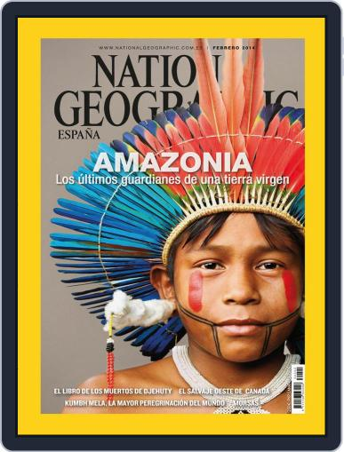 National Geographic - España (Digital) January 22nd, 2014 Issue Cover