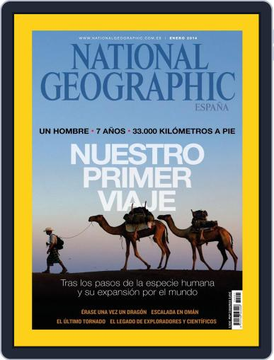 National Geographic - España December 19th, 2013 Digital Back Issue Cover