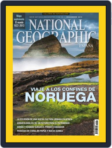 National Geographic - España (Digital) November 21st, 2013 Issue Cover