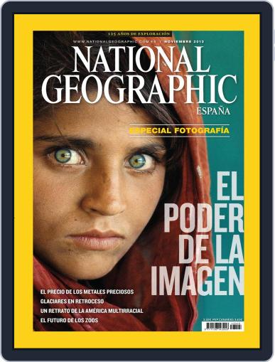 National Geographic - España (Digital) October 23rd, 2013 Issue Cover