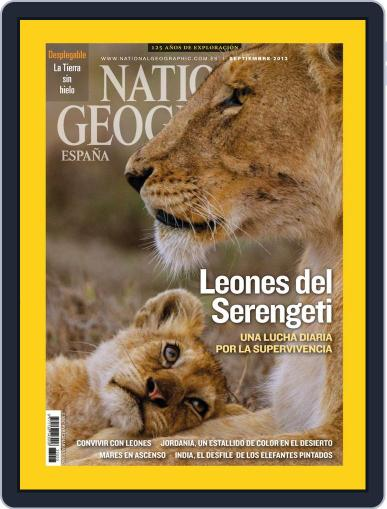 National Geographic - España (Digital) August 22nd, 2013 Issue Cover