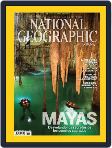 National Geographic - España (Digital) July 24th, 2013 Issue Cover