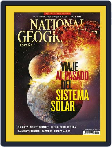 National Geographic - España (Digital) June 20th, 2013 Issue Cover