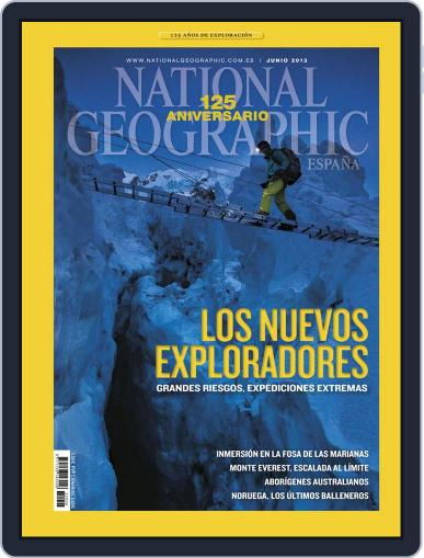 National Geographic - España (Digital) May 22nd, 2013 Issue Cover