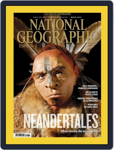 National Geographic - España (Digital) April 24th, 2013 Issue Cover