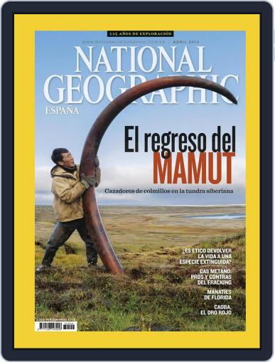 National Geographic - España (Digital) March 21st, 2013 Issue Cover
