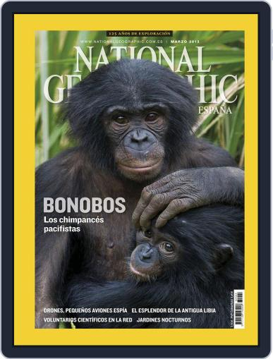 National Geographic - España (Digital) February 22nd, 2013 Issue Cover