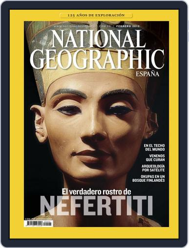 National Geographic - España (Digital) January 29th, 2013 Issue Cover