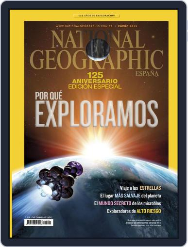 National Geographic - España (Digital) December 20th, 2012 Issue Cover