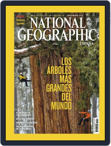 National Geographic - España November 20th, 2012 Digital Back Issue Cover