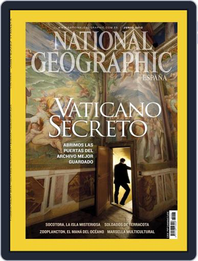 National Geographic - España May 23rd, 2012 Digital Back Issue Cover