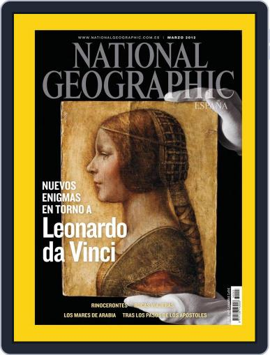 National Geographic - España February 21st, 2012 Digital Back Issue Cover
