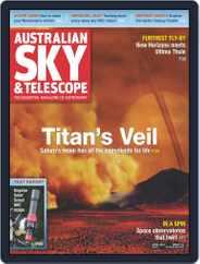 Australian Sky & Telescope (Digital) Subscription April 1st, 2019 Issue