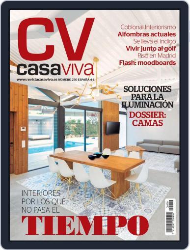 Casa Viva (Digital) November 1st, 2019 Issue Cover