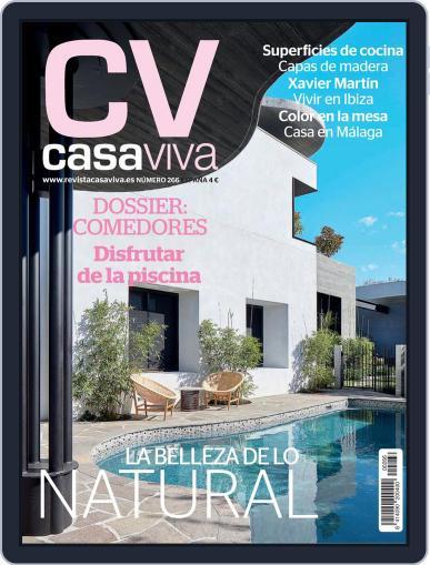 Casa Viva (Digital) July 1st, 2019 Issue Cover