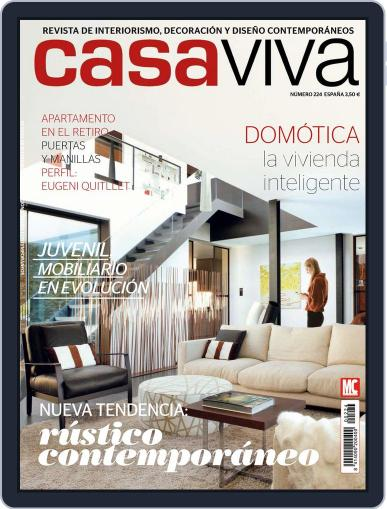 Casa Viva (Digital) January 1st, 2016 Issue Cover