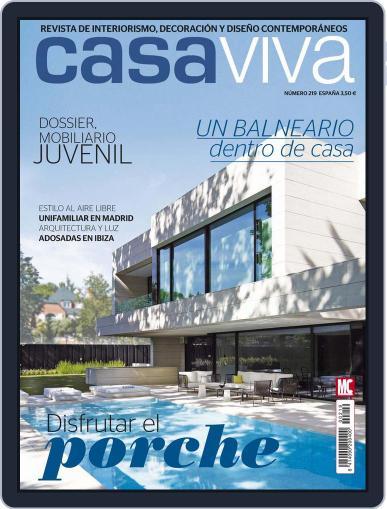 Casa Viva (Digital) August 1st, 2015 Issue Cover