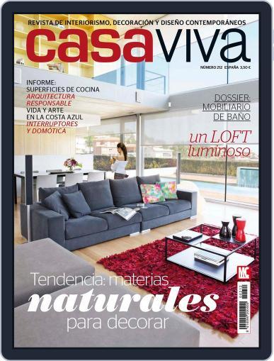 Casa Viva (Digital) January 20th, 2015 Issue Cover