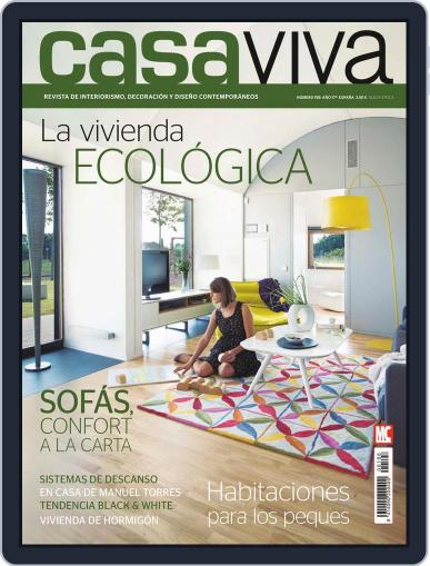Casa Viva (Digital) October 24th, 2013 Issue Cover
