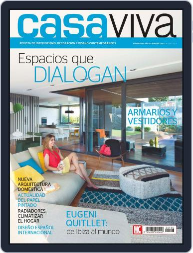 Casa Viva (Digital) August 30th, 2013 Issue Cover