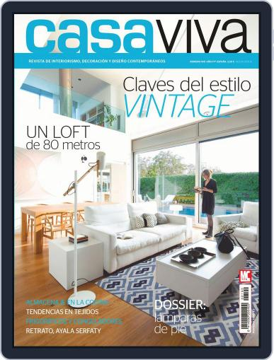 Casa Viva (Digital) March 1st, 2013 Issue Cover