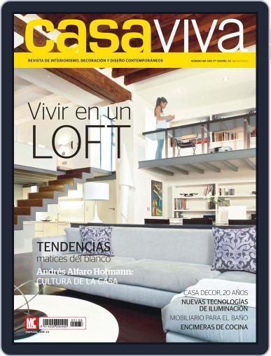 Casa Viva (Digital) December 26th, 2012 Issue Cover