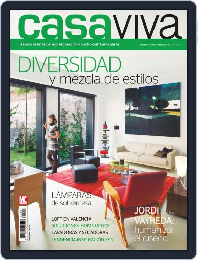 Casa Viva (Digital) November 27th, 2012 Issue Cover