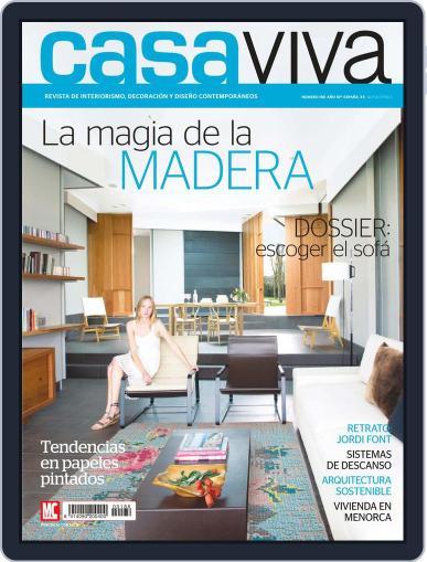 Casa Viva (Digital) October 31st, 2012 Issue Cover